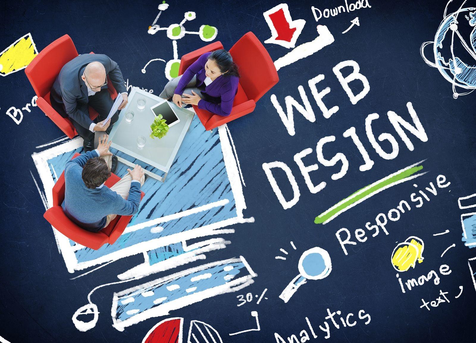 mobile-responsive-websites A Website Designer Develops Mobile-Friendly Websites to Expand it Clients' User Base